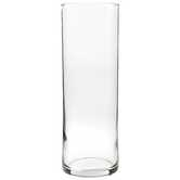 Narrow Glass Cylinder